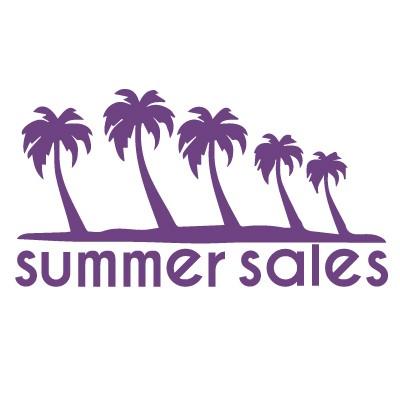 Summer Sales Φοίνικες στη σειρά