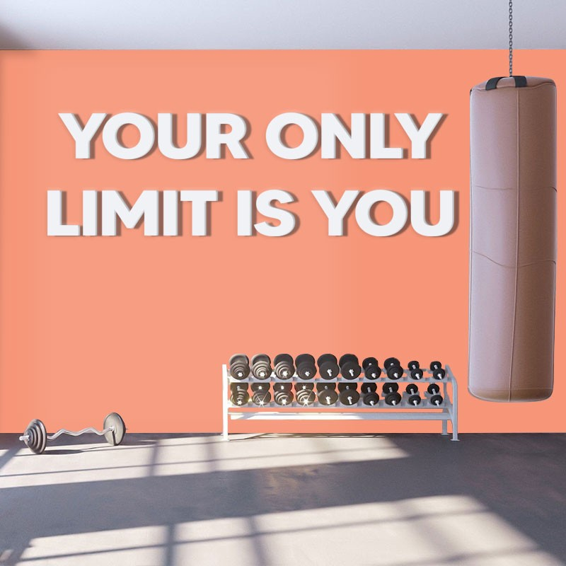 Your Only Limit Is You 2
