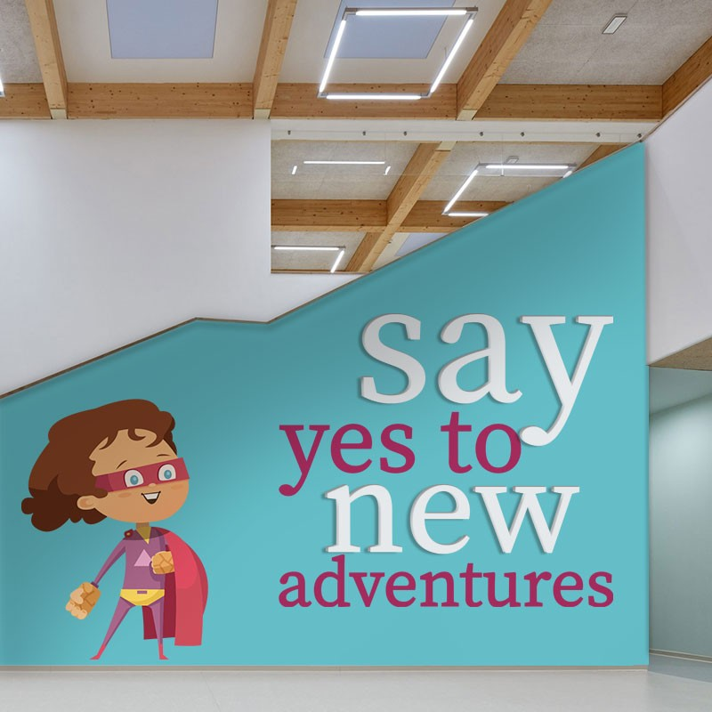 Say Yes..