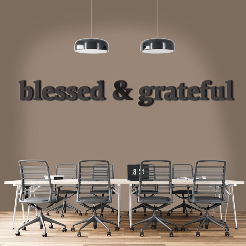 Blessed & Grateful
