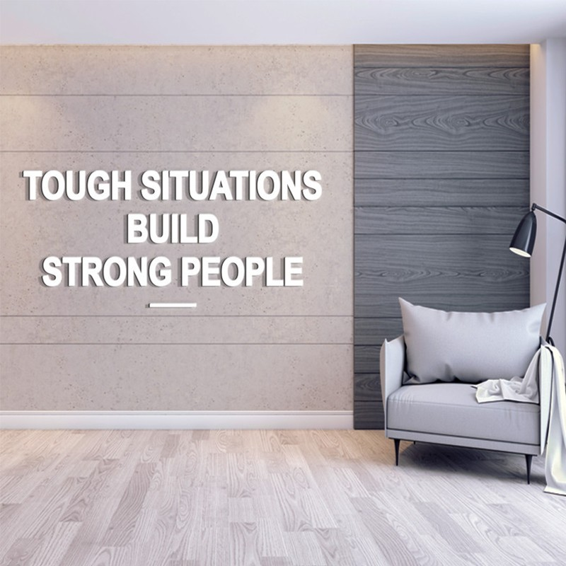 3D - Tough Situations
