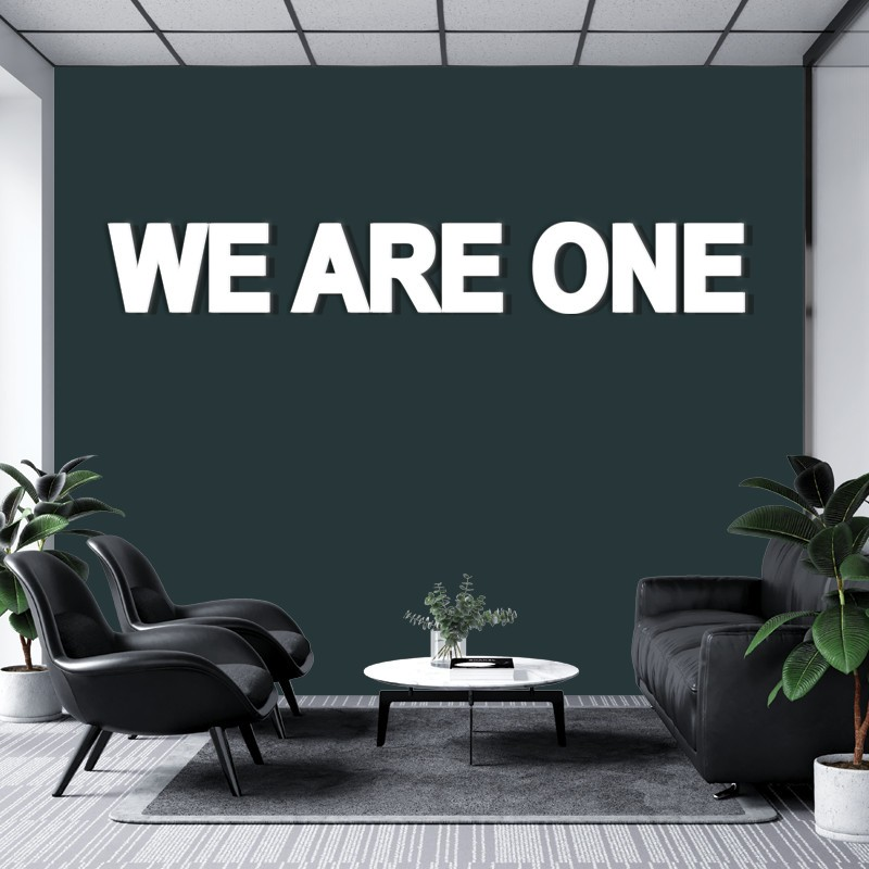 3D - We Are One