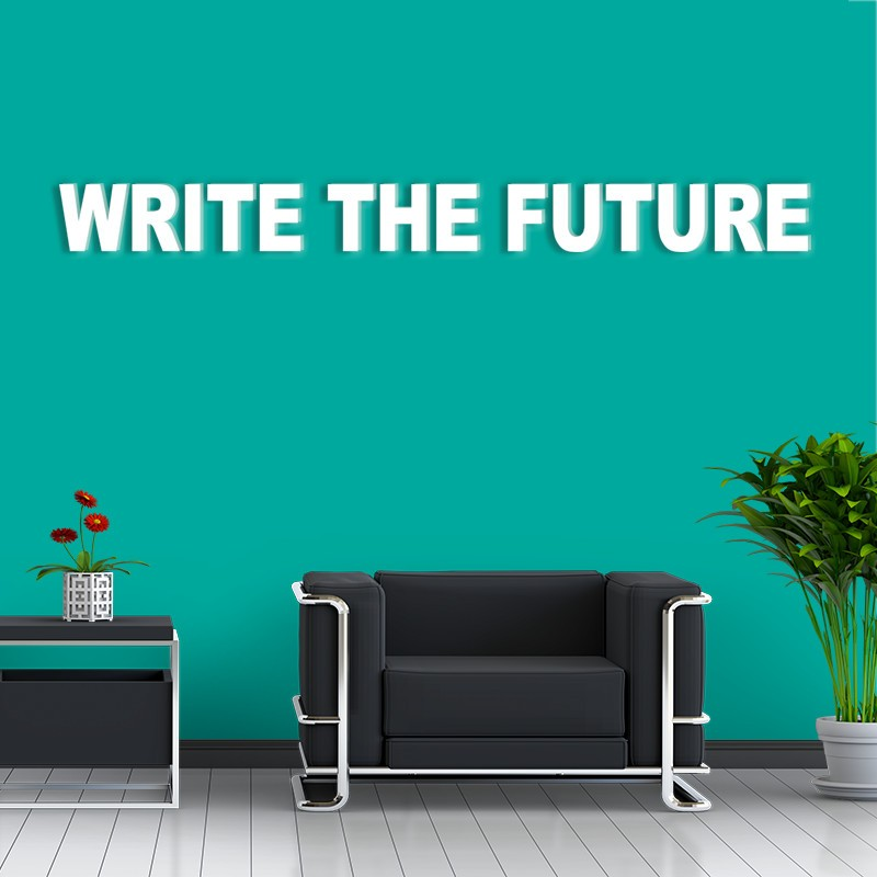 3D - Write The Future
