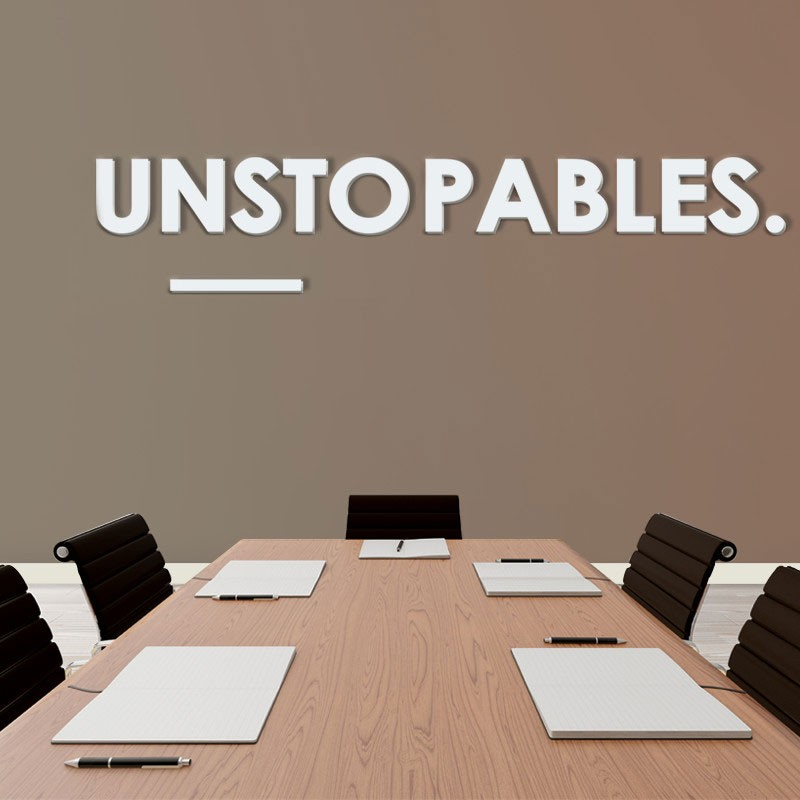 3D - Unstoppables