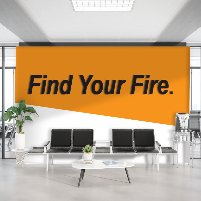 3D - Find Your Fire