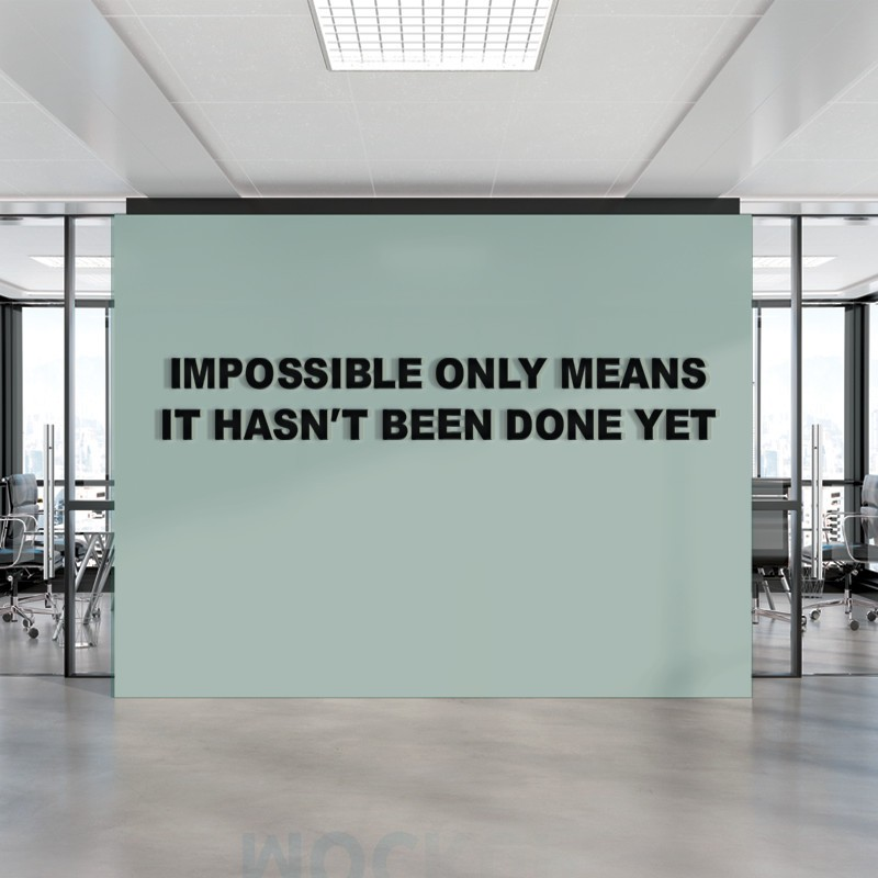 3D - Impossible