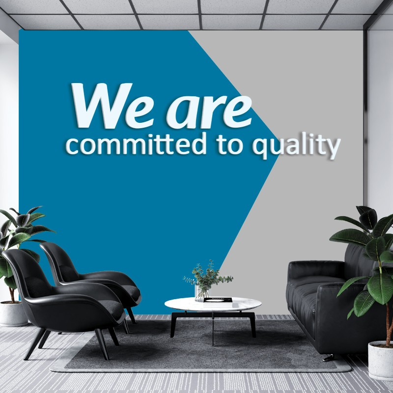 3D  - Committed To Quality