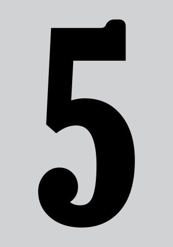 Αριθμός πέντε