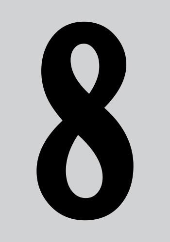 Αριθμός οχτώ