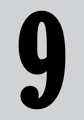 Αριθμός εννέα