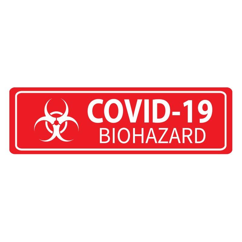 ΒΙΟΛΟΓΙΚΟΣ ΚΙΝΔΥΝΟΣ COVID-19