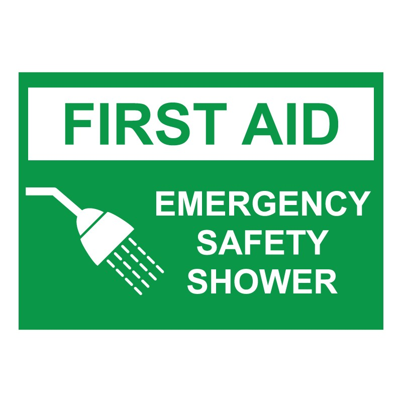 EMERGENCY SAFETY SHOWER