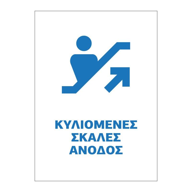 ΚΥΛΙΟΜΕΝΕΣ ΣΚΑΛΕΣ - ΑΝΟΔΟΣ
