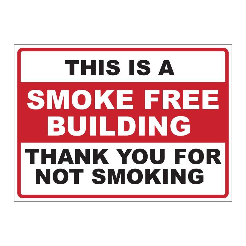 SMOKE FREE BUILDING