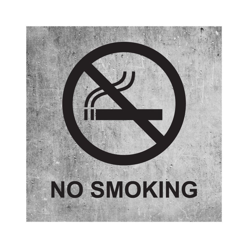 NO SMOKING 4