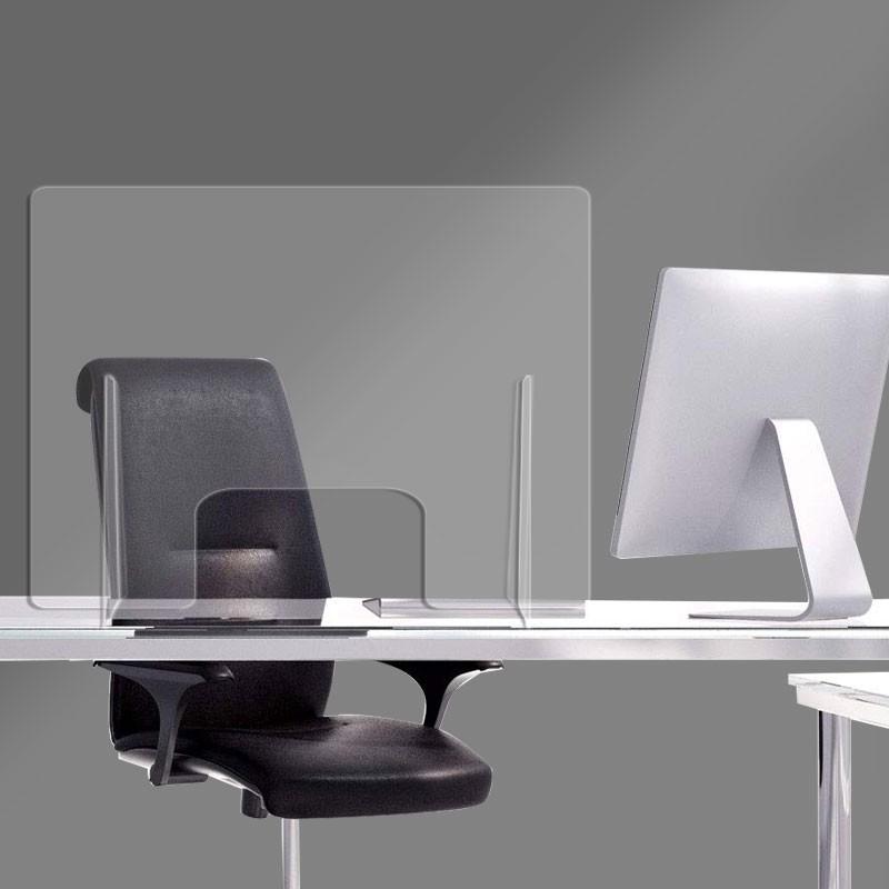 Διαχωριστικό Γραφείου 100x70 υψος |  plexiglass