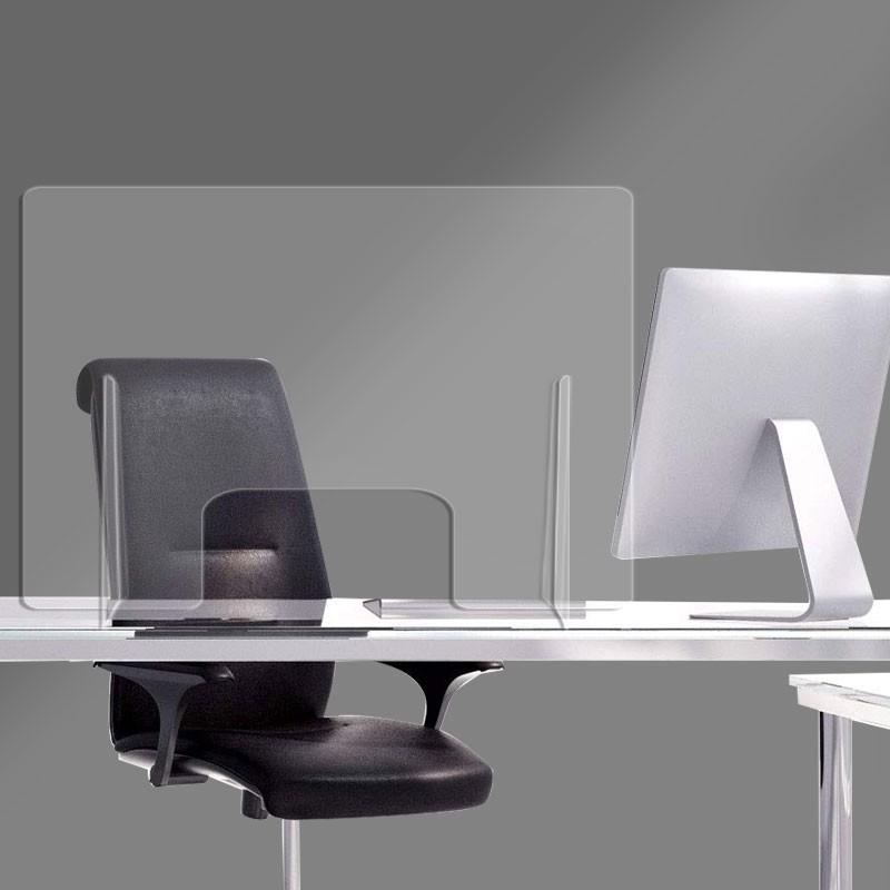 Διαχωριστικό Γραφείου 150x70 υψος | plexiglass