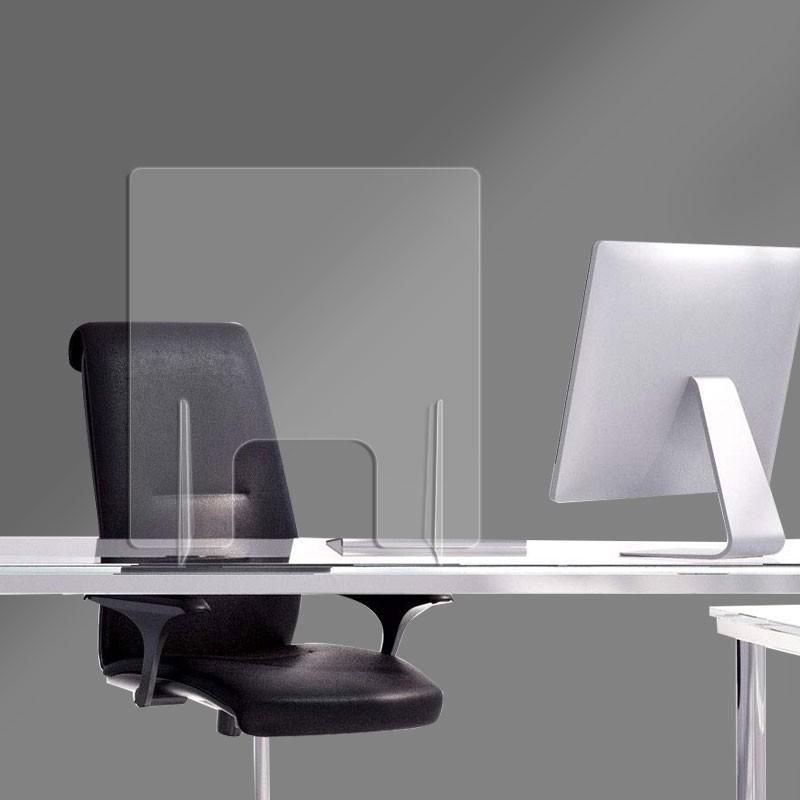 Διαχωριστικό Γραφείου 60x70 υψος | plexiglass