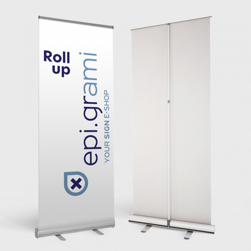 Roll Up Plus μονής όψης 85cm x 200cm