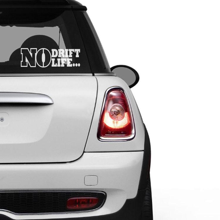 No drift / No life