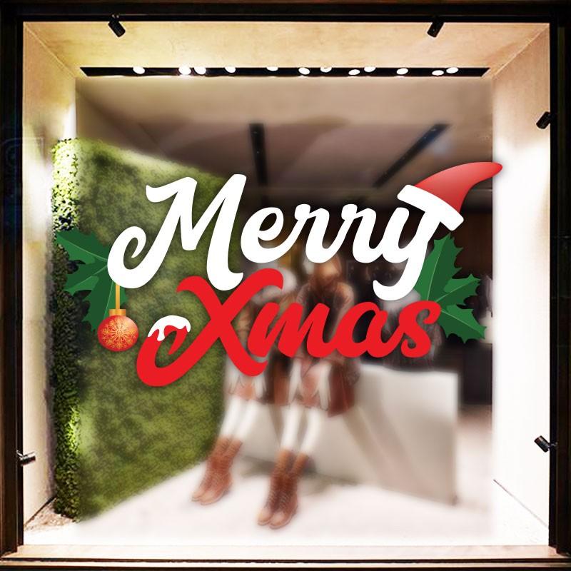 Snowy Merry Xmas