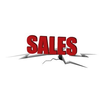Sales ρωγμή