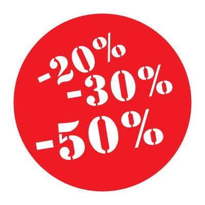 -20% 30% 50%