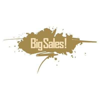 Big sales splash
