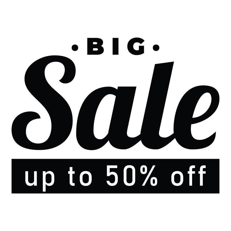 Big Sale Up To