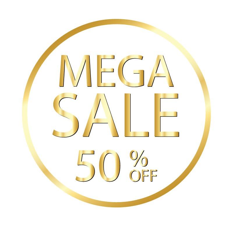 Mega Sale Χρυσό
