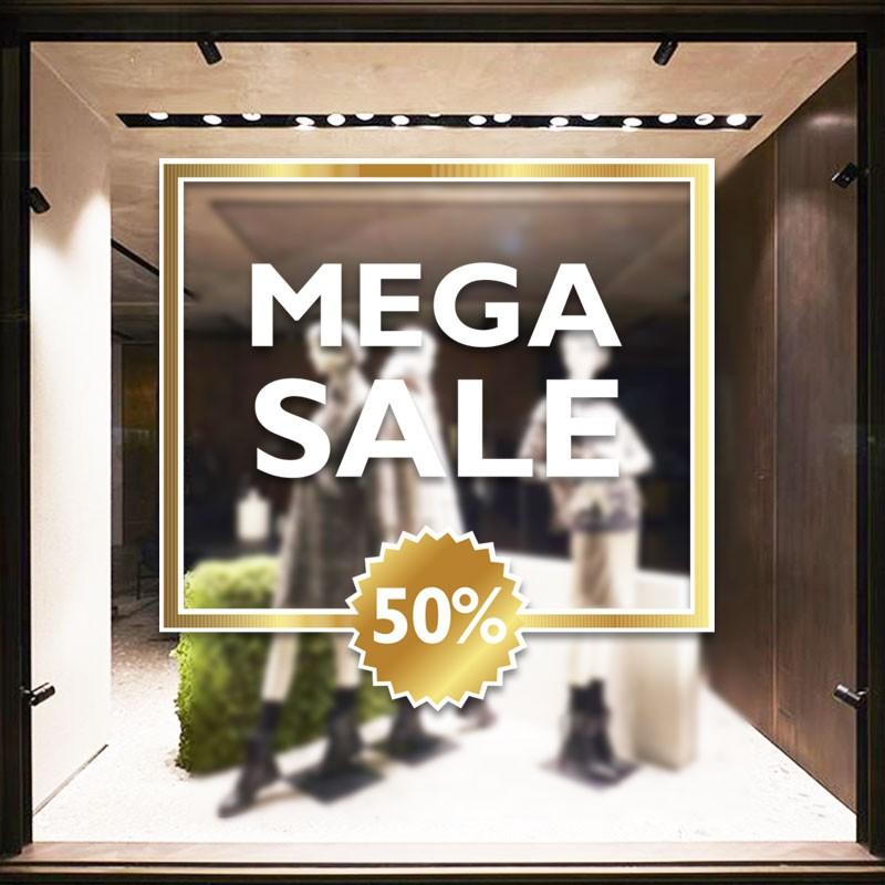 Mega Sale Χρυσό 2