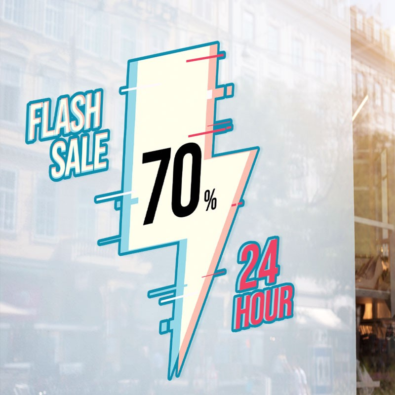 Flash Sale Αστραπή