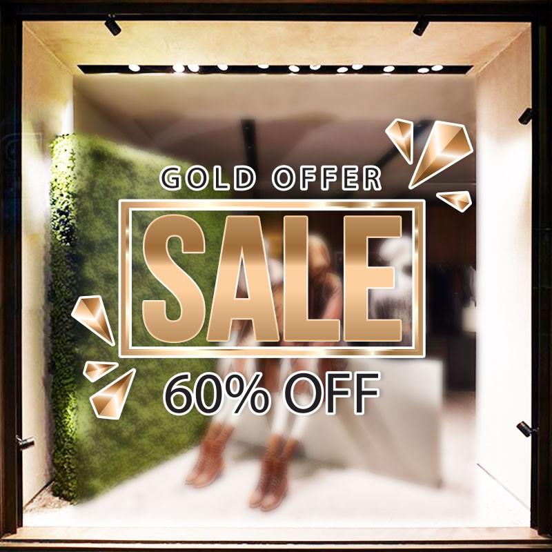Gold Offer Sale