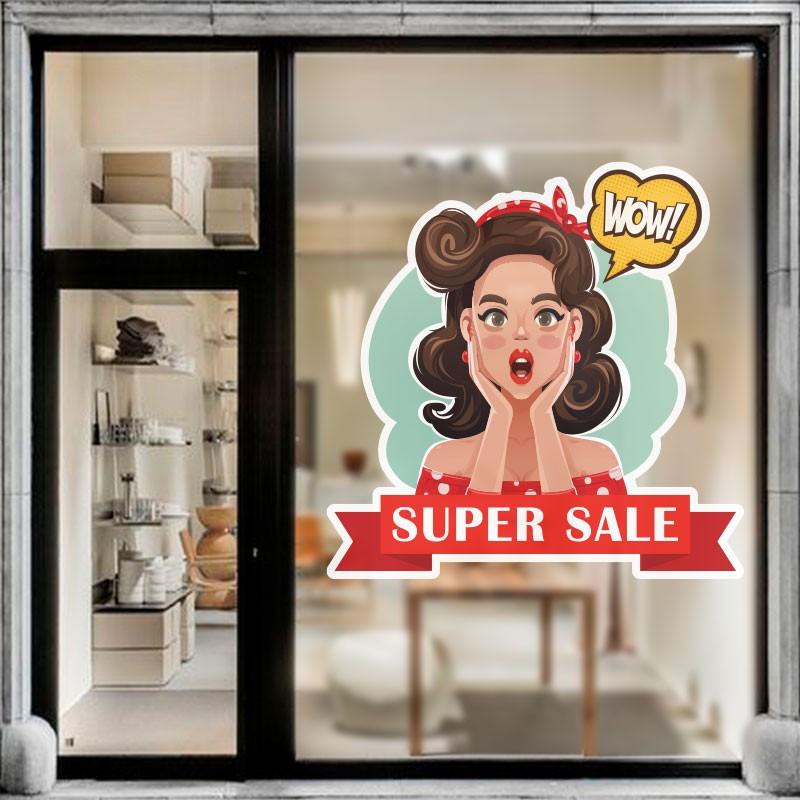 Wow! Super Sale