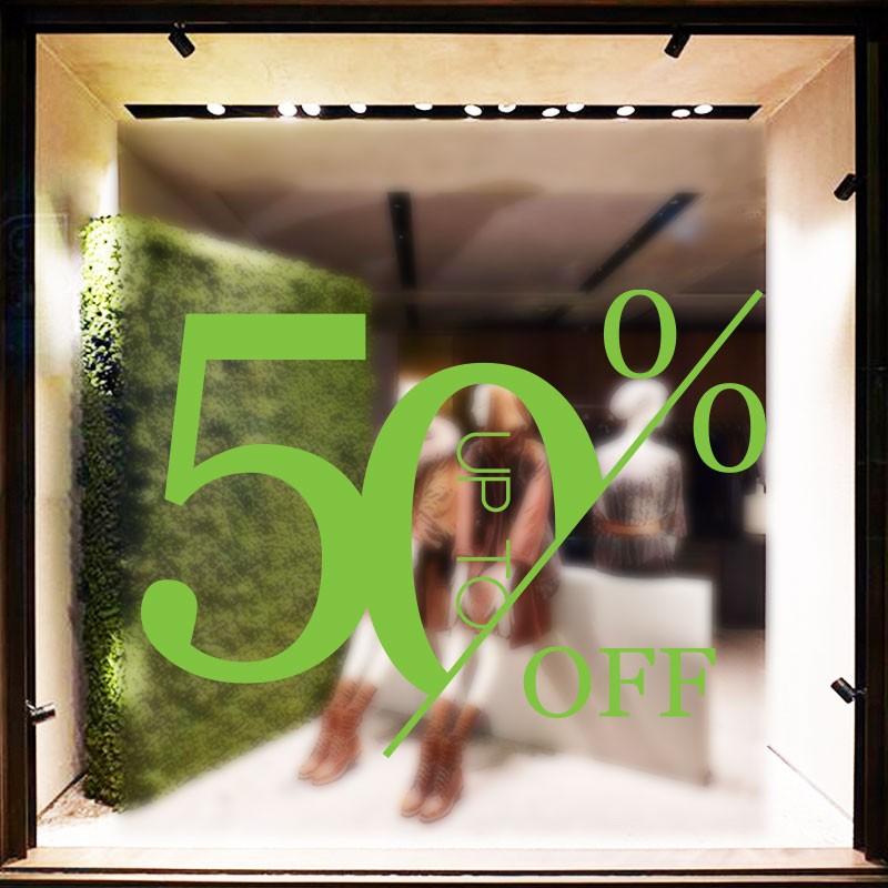 50% γραμμή