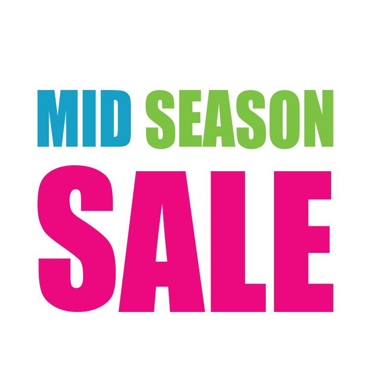 Mid season sale τρίχρωμο