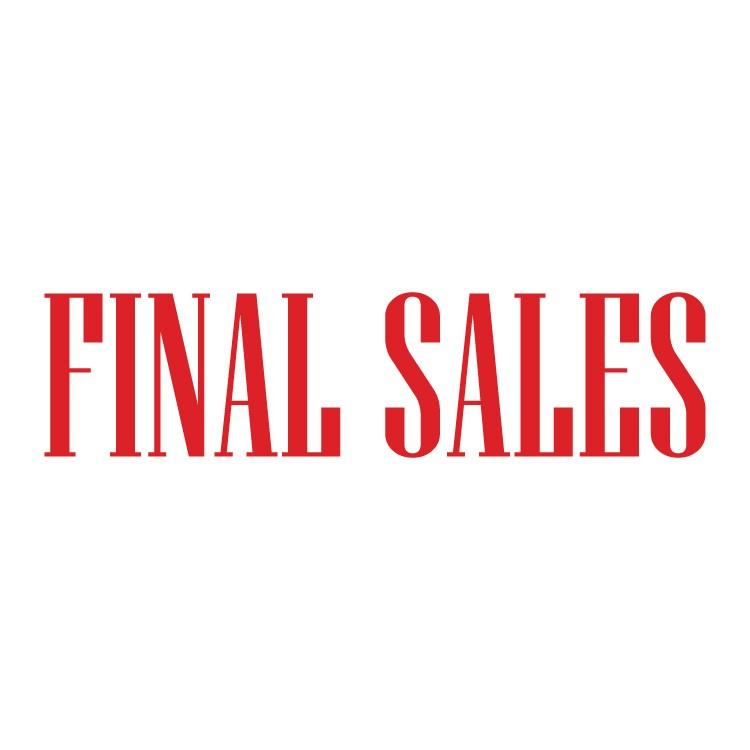 Fall sales 2