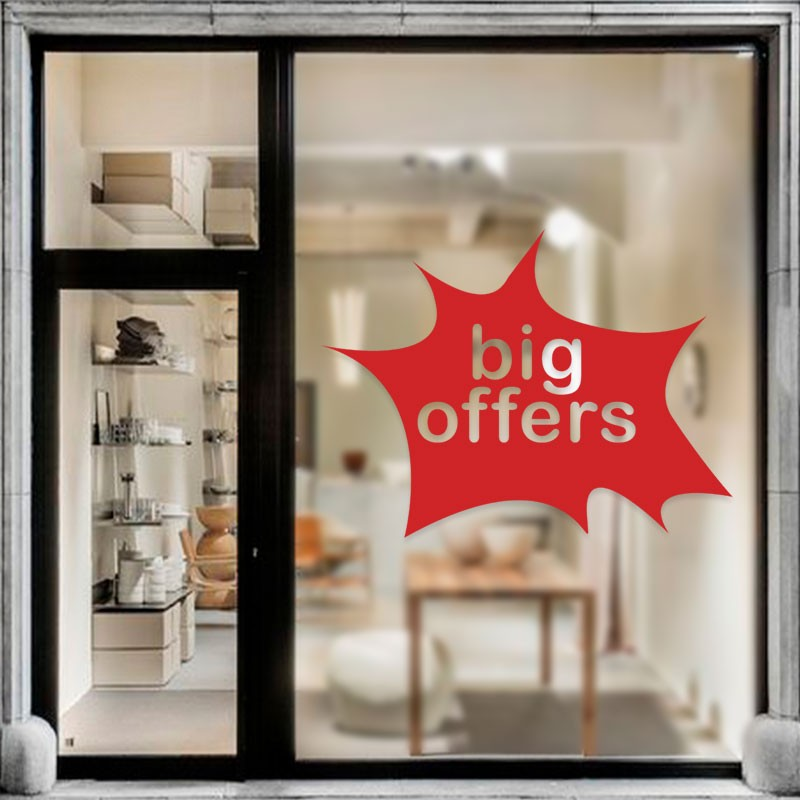 Big offers με σχέδιο