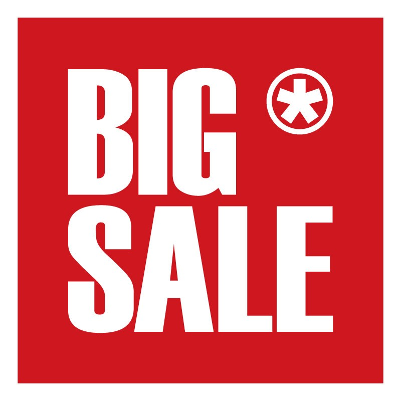 Big sales αστερίσκος