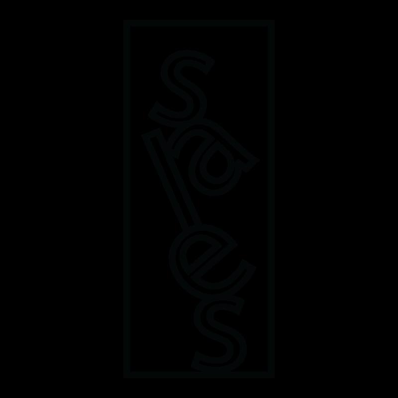 Sales κατακόρυφο με περίγραμμα