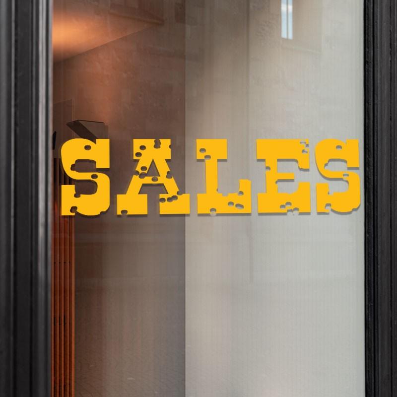 Sales με τρύπες από διακορρευτή