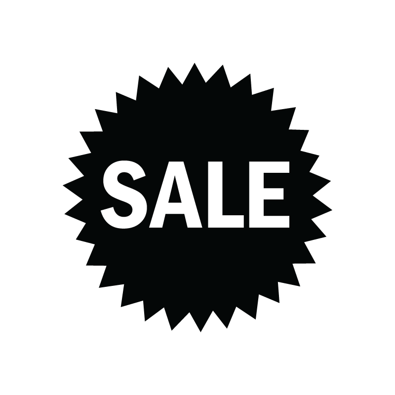 Sales στρογγυλό πλαίσιο με χρωματιστό φόντο