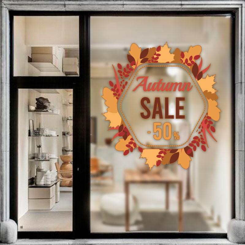 Autumn sale -50%