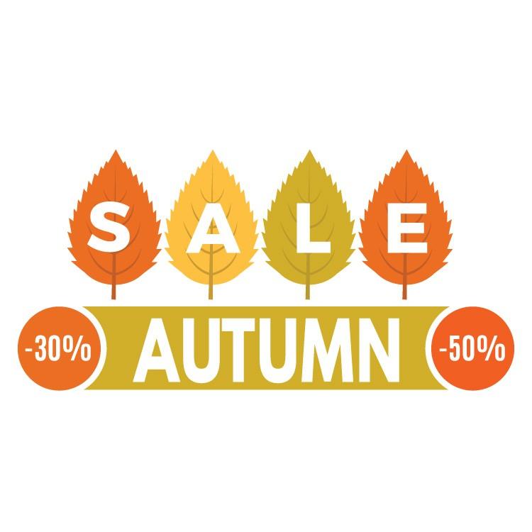 Sale -30% -50%