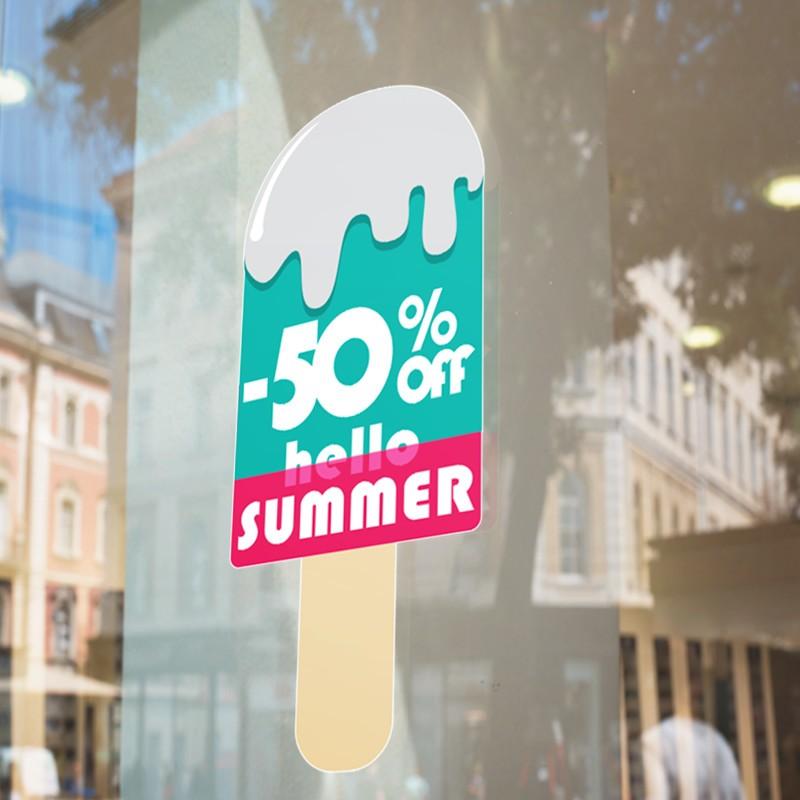 hello summer παγωτό