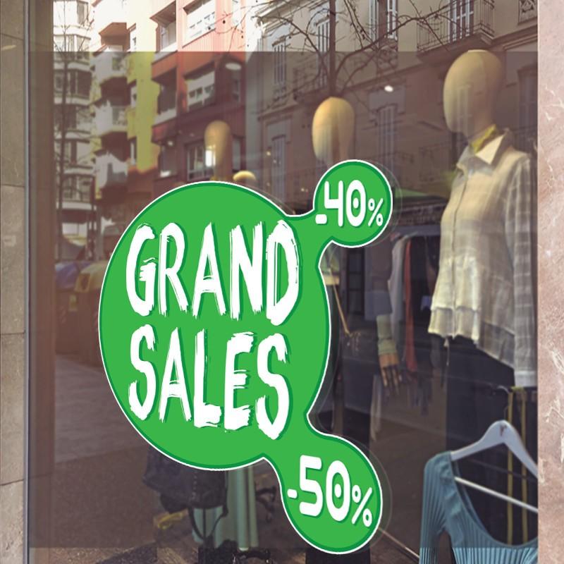 Grand Sales