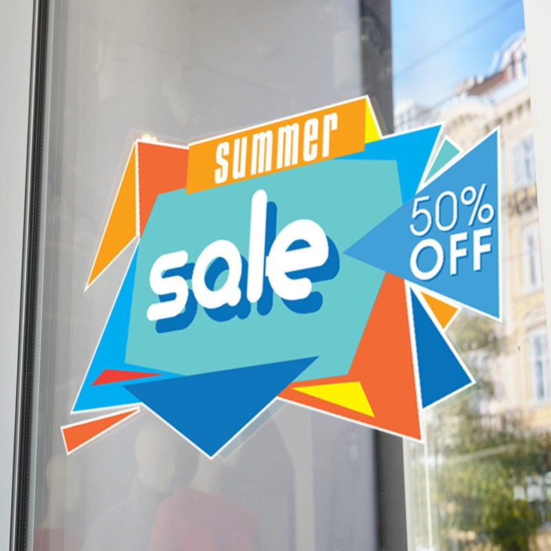 Summer Sale -50% OFF