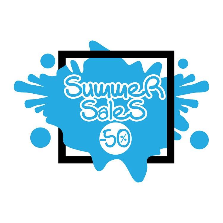 Summer Sales νερό