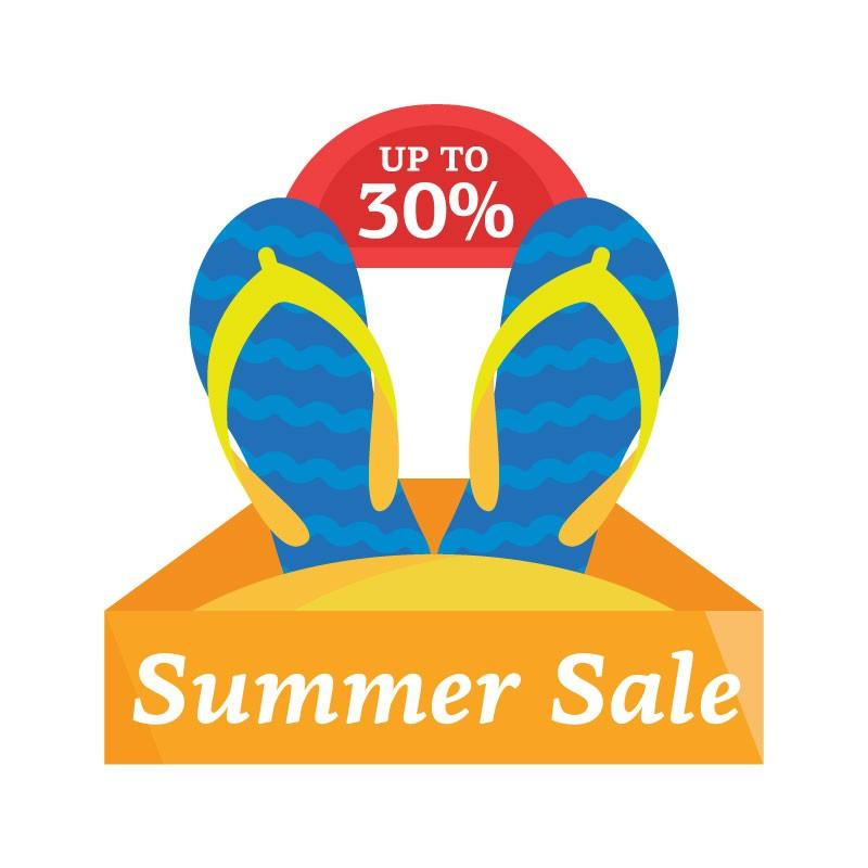 Summer Sale Σαγιονάρες