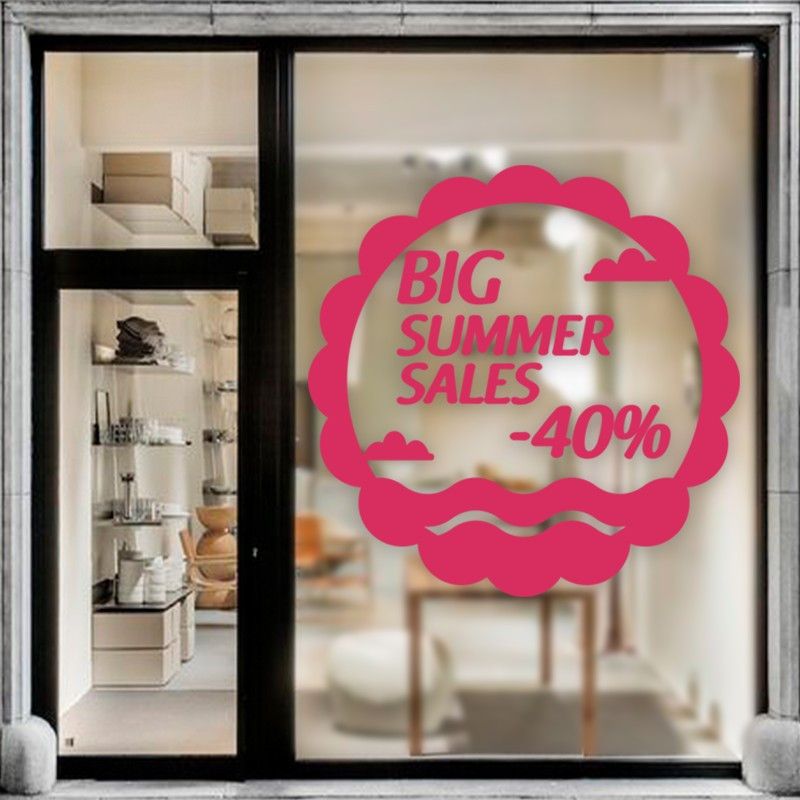 Big Summer Sales 2